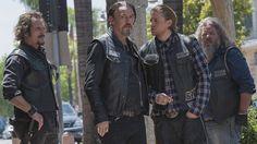 Sons of Anarchy' Season 7, episode 1 recap: 'Black Widower ...