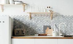 Dosseret de cuisine : 10 inspirations - Mur à mur