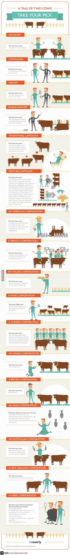 You have two cows!