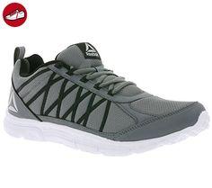 Speedlux 2.0, Chaussures de Running Homme, Noir (Alloy/Black/White/Silver), 46 EUReebok