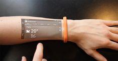 Le bracelet futuriste Cicret sous #Android http://leblogdestendances.fr/high-tech/bracelet-cicret-android-15635