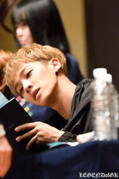 141105 목동 팬사인회::기광::우와....ㅠㅠㅠㅠ