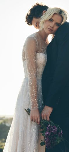sparkly wedding dress with sleeves