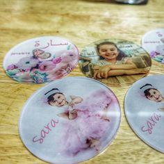 acrylic coasters with uv printing