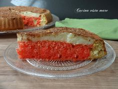 Crostata+morbida+alla+zuppa+inglese