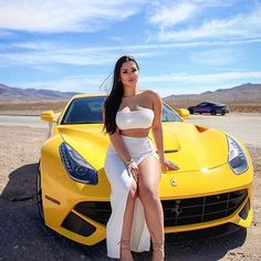 Check out these 20 Photos of Stunning Girls on – Classic Cars Jdm, Sexy Autos, F12 Tdf, F12 Berlinetta, Stunning Girls, Gorgeous Girl, Hot Rides, Top Cars, Car Girls