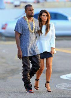 Kim Kardashian + shoes