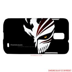 Bleach Anime Manga cases for Samsung Galaxy S II Skyrocket #CX32334681 - STORECX http://www.storecx.com