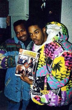 .Busta rhymes and who