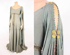 Guinevere (Keira Knightley) Blue Dress by Penny-Rose
