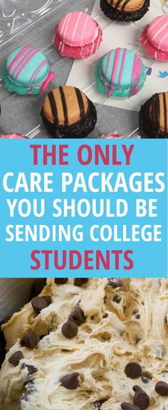 Here Are The Best Food Care Packages To Send A College Student At Any Time Throughout