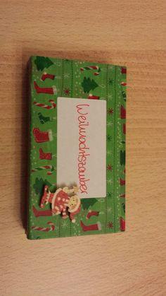 DIY 15 Minuten Weihnachten in der Box