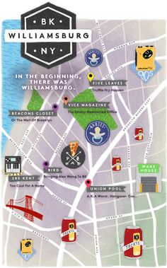 The Hipster Heat Map Of Brooklyn Brooklyn Hipster, Brooklyn Nyc, Zermatt, Hipsters, Dublin, Walt Disney, Heat Map, Barcelona, Williamsburg Brooklyn