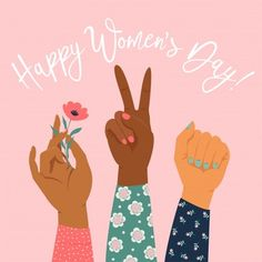 Let today be your day to start your redesign be the strong woman we know we are Happy Women's Day to all the amazing women in this world Hand Illustration, Illustrations, Forest Illustration, Happy Woman Day, Happy Women, Free Vector Graphics, Free Vector Art, Aline Rosa, Foto Gif