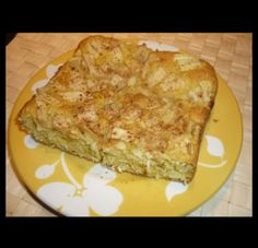 Paleo almás-fahéjas pite