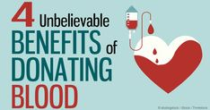 Donating blood helps save lives, and it also helps your blood to flow better. http://articles.mercola.com/sites/articles/archive/2014/07/28/blood-donation-benefits.aspx