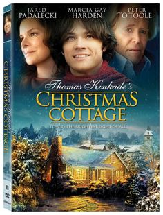 The Christmas Cottage - a good movie...and the Kinkade family must find a way to save their house...it's a Christmas miracle!