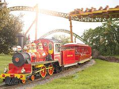 Serengeti Railway   Busch Gardens Tampa Bay