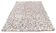 contemporary rugs by Funky Rugs - felted merino wool that looks like pebbles
