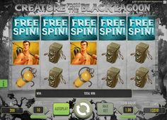 Creature from the Black Lagoon Slot Game Review
