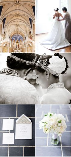 Roanoke, Virginia Wedding by Marta Locklear   Style Me Pretty