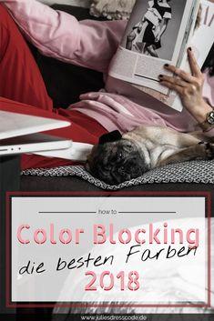 SO geht der Color Blocking Trend 2018! Die besten Farbkombinationen, wie du ein Color Blocking Outfit im Alltag tr�gst und wie die Light Version des Color Blockig funktioniert liest du jetzt auf Julies Dresscode dem Fashion Blog | https://juliesdresscode.de | ootd, outfit, Trends 2018, Fashion Trend, Modetrend, Fr�hlingsmode, Fr�hlingsoutfit