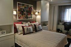 BEDROOM, relaxe e escolha a seu quarto...
