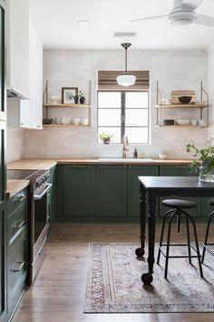 Kitchen On A Budget, Home Decor Kitchen, Kitchen Interior, Home Kitchens, Design Kitchen, Cheap Kitchen, Ikea Kitchens, Country Kitchens, Modern Kitchens