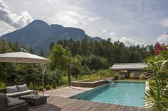 Natural Pools to benefit people and the natural environment.