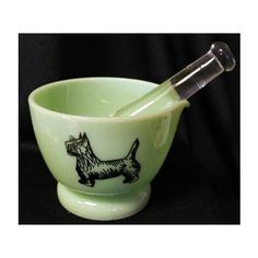 Scottie Dog - Large Mortar & Pestle