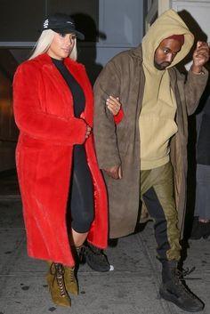 Kim Kardashian wearing Anti Social Social Club I Miss You Cap