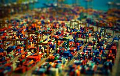 "500px / Photo ""Port of Singapore"" by Lucas Keene"