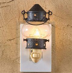 Onion Lantern Nightlight