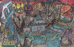Edmonton Underground Arts - Your secret source for art by YEGUndergroundArts Cobra Art, Battle Field, Explosions, Art For Sale, New Art, Art Work, Originals, Primitive, Art Projects