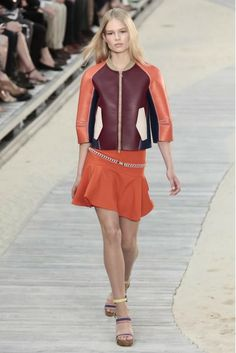 NYFW S/S 2014:  Tommy Hilfiger
