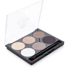 Forever 21 Ultimate Eyeshadow Palette ($5.90) ❤ liked on Polyvore