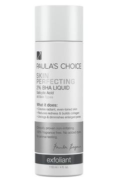 Paula's Choice 'Skin Perfecting' 2% BHA Liquid available at #Nordstrom