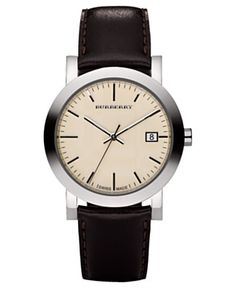 Classic men's watch. #fashion #style - FashionFilmsNYC.com