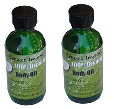 Green Breeze Imports Organic Coconut Skin Conditioning and Massage Oil Lavender Scent (2-Pack) >>> Unbelievable  item right here! : Oily SkinCare