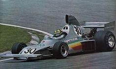 1975 Copersucar FD02 - Ford (Wilson Fittipaldi)