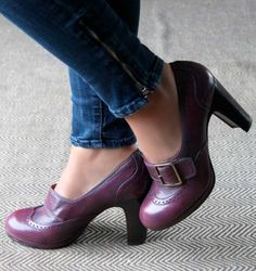NORA GRAPE :: SHOES :: CHIE MIHARA SHOP ONLINE...GORGEOUS!
