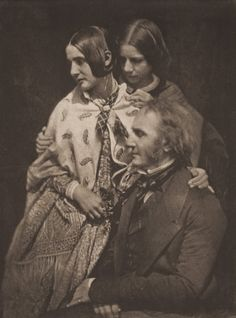 David Octavius Hill and Robert Adamson - Group portrait, 1845