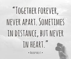 50 Long Distance Relationship Quotes | herinterest.com