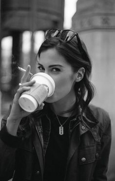 coffee and cigarette