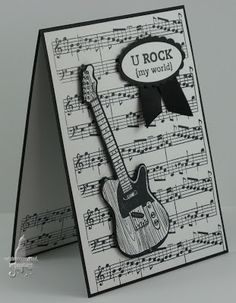 Cat's Ink.Corporated: The Paper Players #66 - Add Music - U Rock