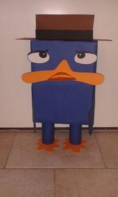 Agent P...(perry het vogelbekdier)
