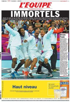 Les Experts !! La plus grande équipe de handball de tous les temps