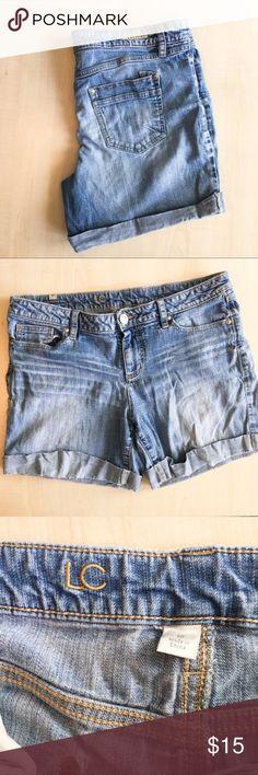 LC Lauren Conrad Denim Shorts LC Lauren Conrad Denim Shorts  Condition: no rips no tears  -J- LC Loren Conrad Shorts