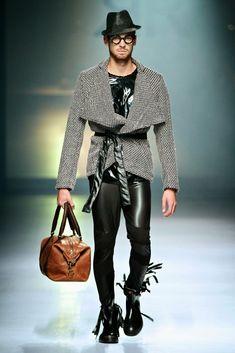 Male Fashion Trends: Ruald Rheeder Autumn/Winter 2014 | Mercedes-Benz Fashion Week Joburg