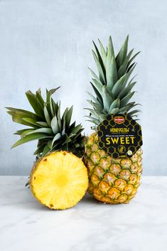 Funky Fruit, Pineapple Recipes, Fruit Smoothies, Bite Size, Pick One, Poultry, Salads, Frozen, Things To Come